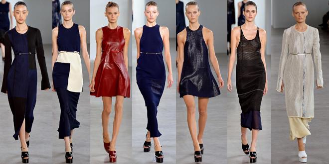 NYFW pe 2015 Calvin Klein