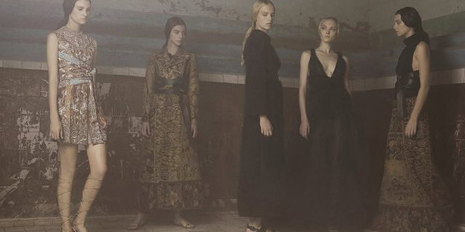 Valentino Couture Vogue
