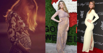 Blake Lively incinta sul red carpet