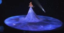L'abito magico di Jennifer Lopez