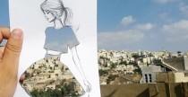 Gli abiti di cielo di Shamekh Bluwi