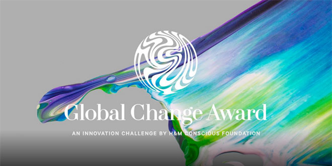 HM global change award