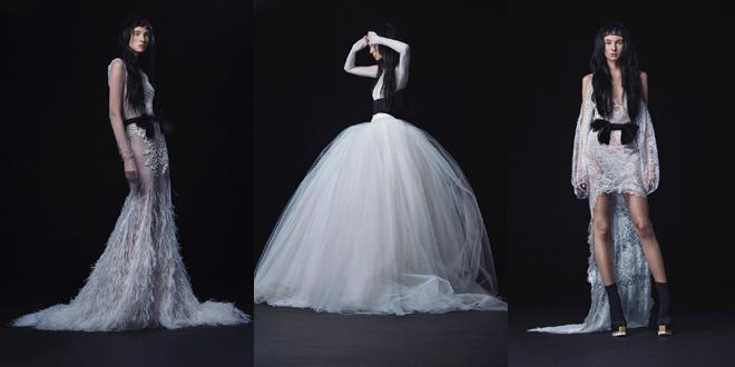 abiti da sposa Vera Wang autunno 2016
