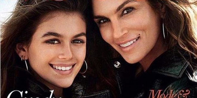 kaia-gerber-cindy-crawford-vogue