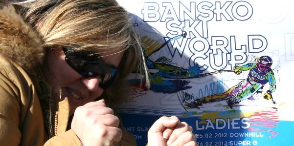 Curvy al World Ski Cup