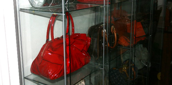 Valentino Garavani bag and CurvyDiva Collction