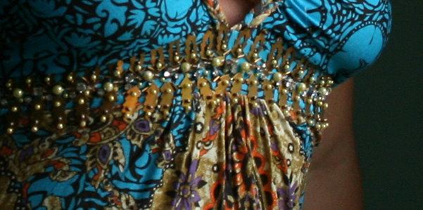 Miss Bikini Luxe dress