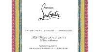 L'invito di Louboutin