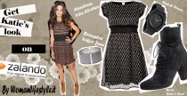 Get the look/ Copia il look di Katie Holmes su Zalando
