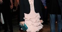 Star Style/ Rachel Bilson trendy in Erin Fetherston