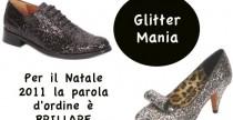 Shoes// Scarpe Glitter: mai più senza!