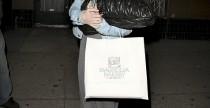 Star Style// Rachel Bilson e Emma Roberts con la maxi clutch di MiuMiu