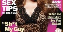 Cover Girl// Donne Curvy: Adele su Cosmopolitan Usa di dicembre