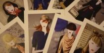 Collaborazioni// L'artista Francois Cadière collabora con Louis Vuitton per la collezione tessili