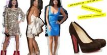 Star Style/ Jessica Szohrz e le Bibi Platform Pump di Christian Louboutin