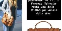 Bags// Olivia Wild e la sua PS1 di Proenza Schouler