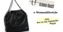 Sale/ Su Tiziana Fausti -20% su tutta la linea Falabella