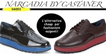Shoes// Un'alternativa cheap alle brogue di Prada? Scegliete la Narcadia di Castaner.