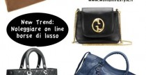 Bags// Vanity Lady: noleggia on line la tua prossima IT Bag