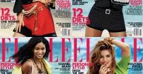 Cover Girl// Gli angeli di Victoria sulla copertina di Elle Magazine USA