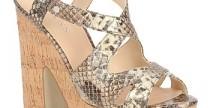 Shoes// Animalier anche in estate, purchè declinato nelle varianti più fresche