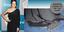 Star Style// Shailene Woodley e le Vibram Five Fingers sul Red Carpet