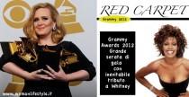Red Carpet// Grammy Awards 2012: le meglio e le peggio vestite della serata