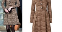 Get the look// Kate Middleton in Orla Kiely