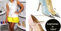 La scarpa con la punta in metallo, comparsa sulle passerelle della primavera/estate 2012 di Luois Vuitton lo scorso settembre, sembra...