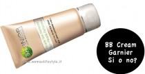 Beauty// Notizie vere e falsi miti sulla BB Cream di Garnier