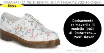 Shoes// Voglia di sperimentare con le DrMartens 1461