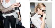 Star Style// Il look da viaggio di Charlize Theron