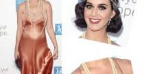 Star Style// Twenties style per Katy Perry