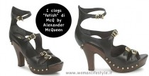 "Shoes// I clogs ""fetish"" di McQ By Alexander McQueen"