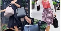 Bags// Sarah Jessica Parker e la 2 Jours Elite Bag di Fendi