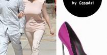 Star Style// Kim Kardashian e le Blade di Casadei