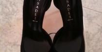 Shoes// L'eleganza femminile di Casadei