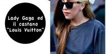 """Star Style// Lady Gaga ed il suo castano """"Louis Vuitton"""""""