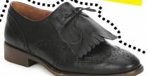 Shoes// Le scarpe dall'allure maschile che piacciono tanto alle donne