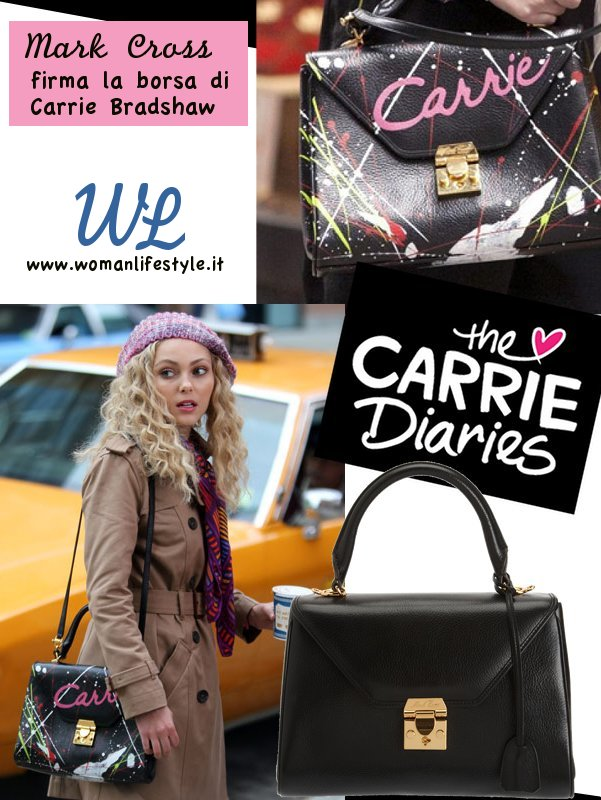 CarriesDiaryBag