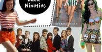 Trend Lifestyle// Tornano gli anni '90, ispiriamoci alla serie cult di quell'epoca.