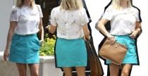 Star Style | Reese Witherspoon semplice e chic con la borsa di Valentino