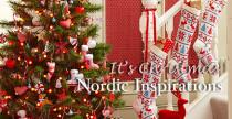 Idee per un Natale Nordico? Se non sapete proprio da dove partire leggete qui sotto e lasciatevi ispirare dalle foto...