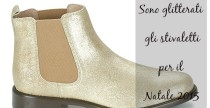 Se c'è un momento dell' anno in cui comprare un paio di scarpe glitterate non è una follia, quello è...