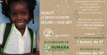 Ritorna la campagna di raccolta abiti usati di Zgeneration e HUMANA