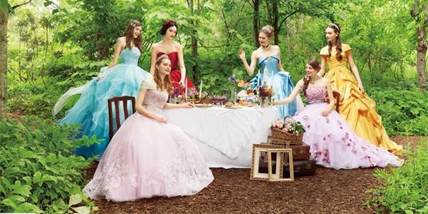 Abiti da sposa ispirati alle principesse Disney