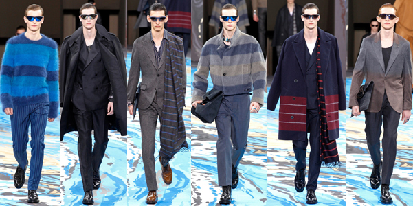 Louis Vuitton uomo ai 2014