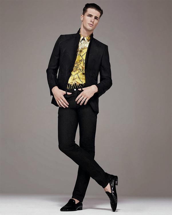 Versace lookbook uomo pe 2014-06  68b16fe8d5a