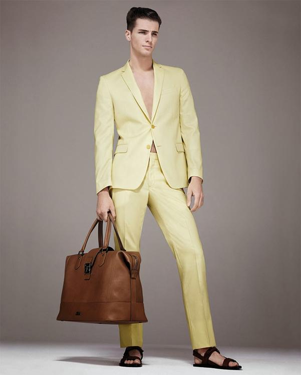 Versace lookbook uomo pe 2014-11  085328322ca