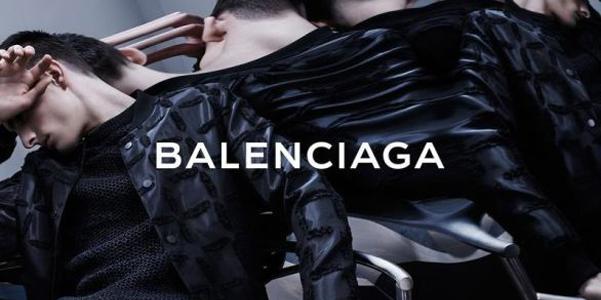Balenciaga uomo adv pe 2014